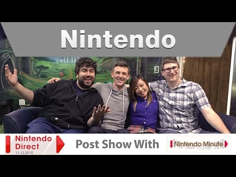 Nintendo Minute – Nintendo Direct Post Show