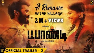 Power Paandi - A Romance in the Village - Trailer