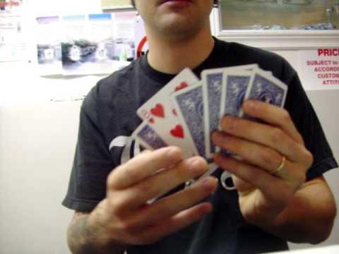 Kick Ass Card Trick (Explained).