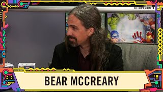 Marvel's Agents of S.H.I.E.L.D. composer Bear McCreary at SDCC 2019!