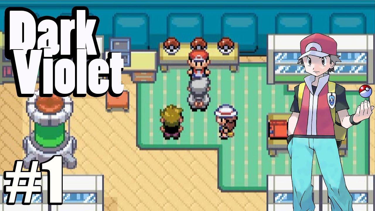 Pokemon Dark Violet Hack Let's Play Pokemon Dark Violet