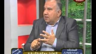 التعايش مع الغدة الدرقية علي قناة صحتي د. محمد سعد حامد