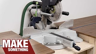 I'm Removing My Miter Saw Station Fence For Ever. Here's Why!