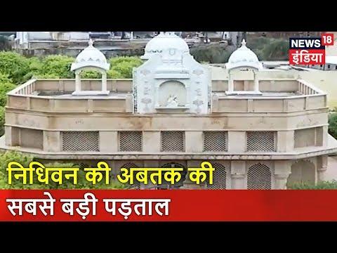 Vrindavan: निधिवन की अबतक की सबसे बड़ी पड़ताल | श्रीकृष्ण का रंगमहल | Aadhi Haqeeqat Aadha Fasana