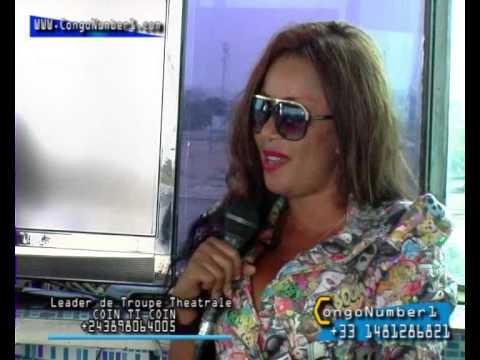 Jolie Yasmine  la comedienne azolobela ba Producteur ( www.congonumber1.com)