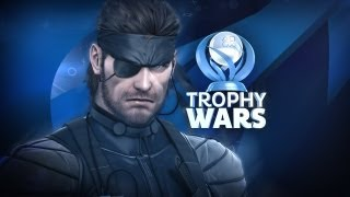 Make Snake Vomit and Other Goofy Trophies - Trophy Wars