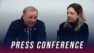 Aleksander Tarkhanov's press conference after match against Gandzasar-Kapan