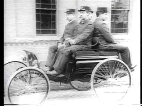 Invention of the Automobile documentary clip