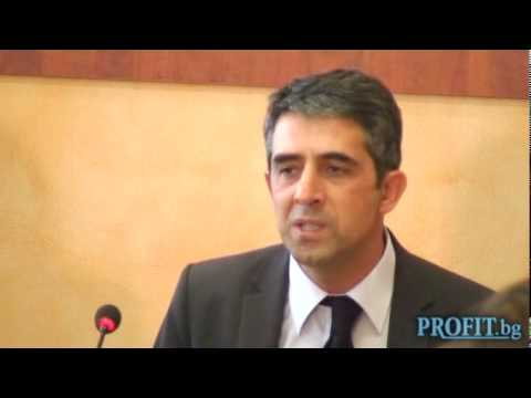 Rosen Plevneliev for stopped construction work on 52 projects - part 1