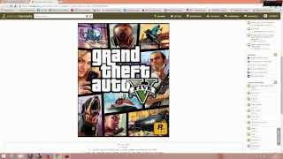 GTA V / CRACK PC / 3DM! - Update 1 / Crack V1 and V2