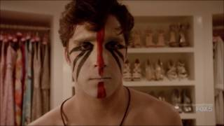 Scream Queens 1x12 - Pete reveals the Red Devil scheme to Grace (part 3)