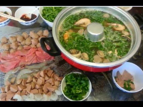 Seafood Hot Pot Recipe Chinese Asian Hot Pot Recipe Lau