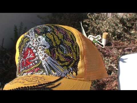 ED HARDY TIGER SCORPION 2009 09 26 02 45 57 Video