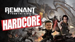 AJ Plays Hardcore Mode in Remnant: From the Ashes!