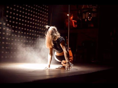 ELIZABETH - DARK SIDE   Pole Dance