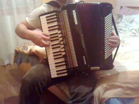 marsz weselny akordeon