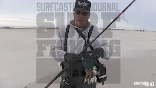 Surf fishing 101 Episode #26 - Ralph Votta on Fishing Tins- Full 23 minute Episode