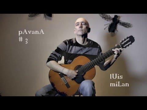 Luis Milan - Pavane En La Mineur