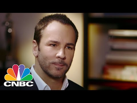 Tom Ford's Path To Success | CNBC