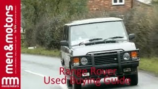Range Rover: Used Buying Guide