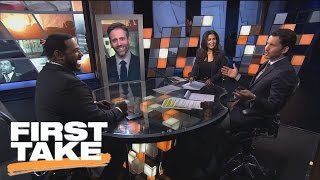 How Much Does Adrian Peterson Have Left In Him? | First Take