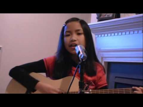 11 year old Coleen sings First Cut is the Deepest (Sheryl Crow Cover)
