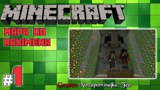 """Minecraft Escape: Mapa od Raximena z Teo! [1/4] - """"Z perłą przez świat"""""""
