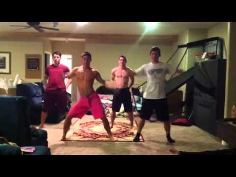 Don't Drop That Thun Thun Thun- Sexy Boys Dancing video