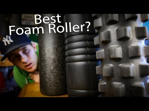 What is the best foam roller? | Team Hoot Review