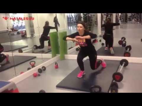 Ćwiczenia Dla Kobiet Na Pośladki I Uda