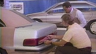 Retro Special: The Making of Ford Taurus & Mercury Sable