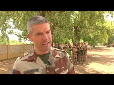 EUTM Mali - Koulikoro: Training and Construction - Part 1
