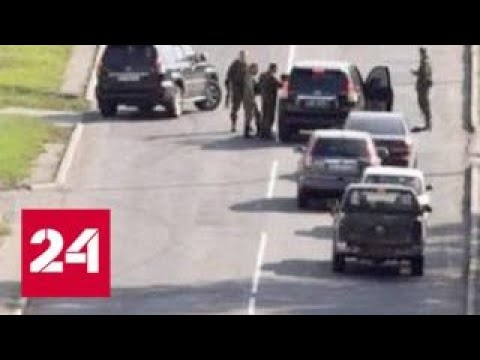 Взрыв в центре Донецка: Тимофеев выжил - Россия 24