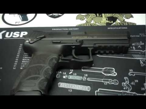 HK P30L 9mm Quick Review