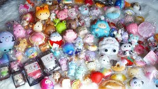 HUGE SQUISHY COLLECTION! | 300+ SQUISHIES?! Updated Squishy Collection