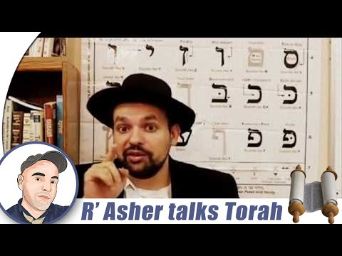 Convert debates a Rabbi!