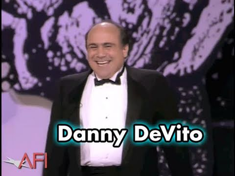 Danny Devito's Mother Thanks Kirk Douglas