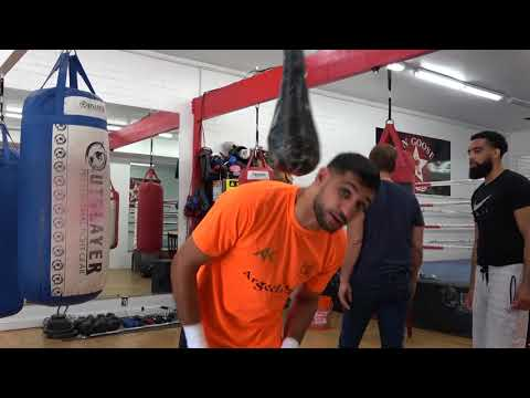 Amir Khan Talks Music and his MMA League EsNews Boxing