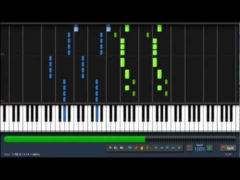 Owl City - Good Time Ft. Carly Rae Jepsen - Piano Tutorial (100%) Synthesia + Sheet Music video