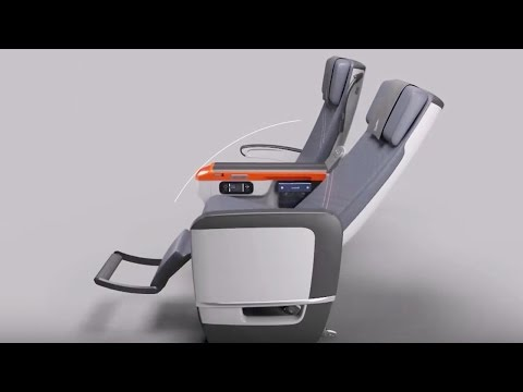 Singapore Airlines Premium Economy Class - It Starts With A Seat