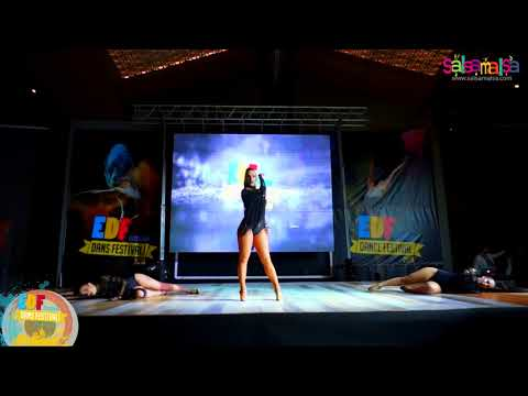 Dream Girls by Nursel Can Dance Performance | EDF-2018