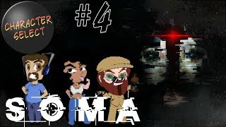 Soma Part 4 - The Bottom of the Ocean - CharacterSelect