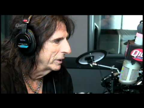 Alice Cooper Live and Uncut on the Kim Mitchell Show - Part 1 of 4