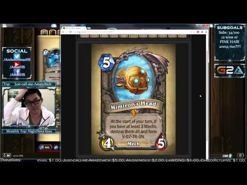 Amaz reviews GvG cards [Part 2]: Neutral 5+ mana drops
