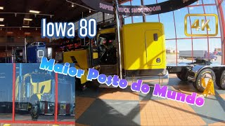 Caminhão Na Vitrine da Loja - Iowa 80 - Ep29/19