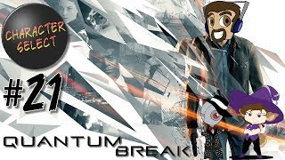 Quantum Break Part 21 - You Can't Stop The Past - CharacterSelect