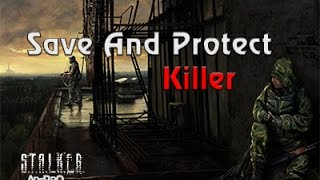 Save and Protect: Killer - Начало игры