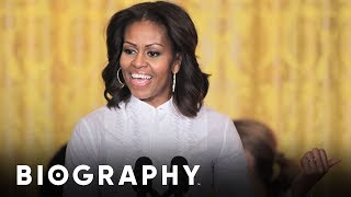 Michelle Obama - First African American First Lady | Mini Bio| Biography