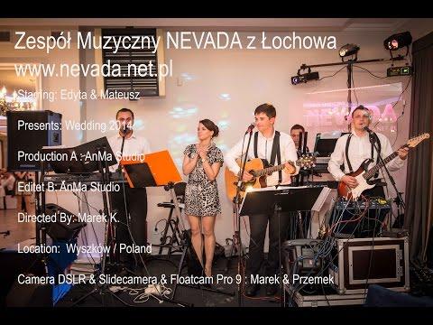 Nevada -  Zespół Muzyczny Z Łochowa  2014  - AnMa Studio  - Video DSLR