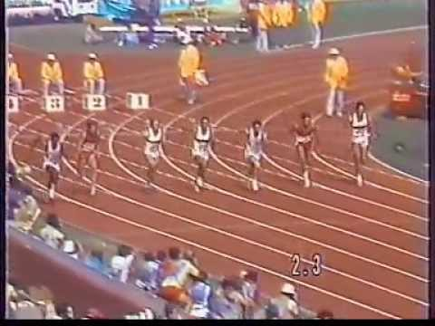 Daley Thompson Olympics 1984 Decathlon Day 1